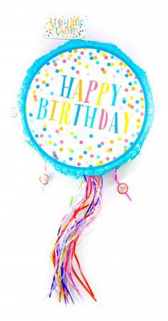 Happy Birthday Foldable Pinata-0