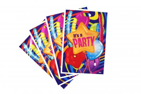 It's a Party Loot Bags - 10PC-0