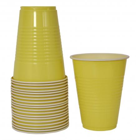 Beer Pong Cups Yellow_702340