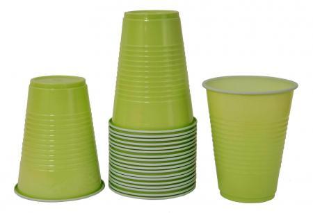 Beer Pong Cups Green_702370 (1)