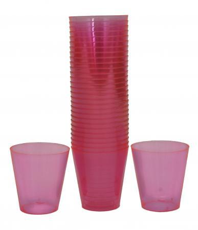 Light Pink Shot Glasses_702493A