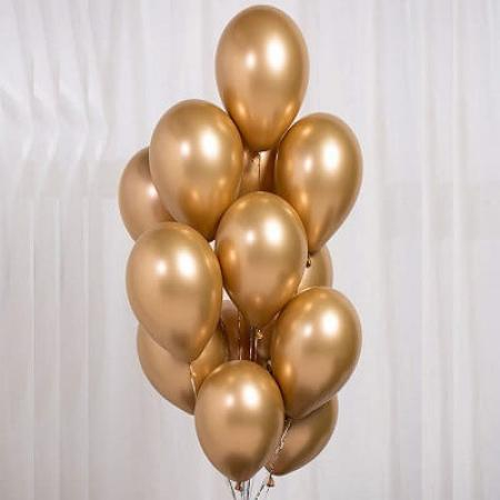 Chrome Gold Balloons_702217AA